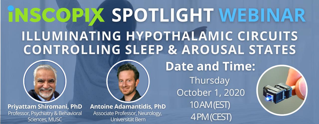 Inscopix Spotlight_ Illuminating Sleep-Wake Neural Circuits v8