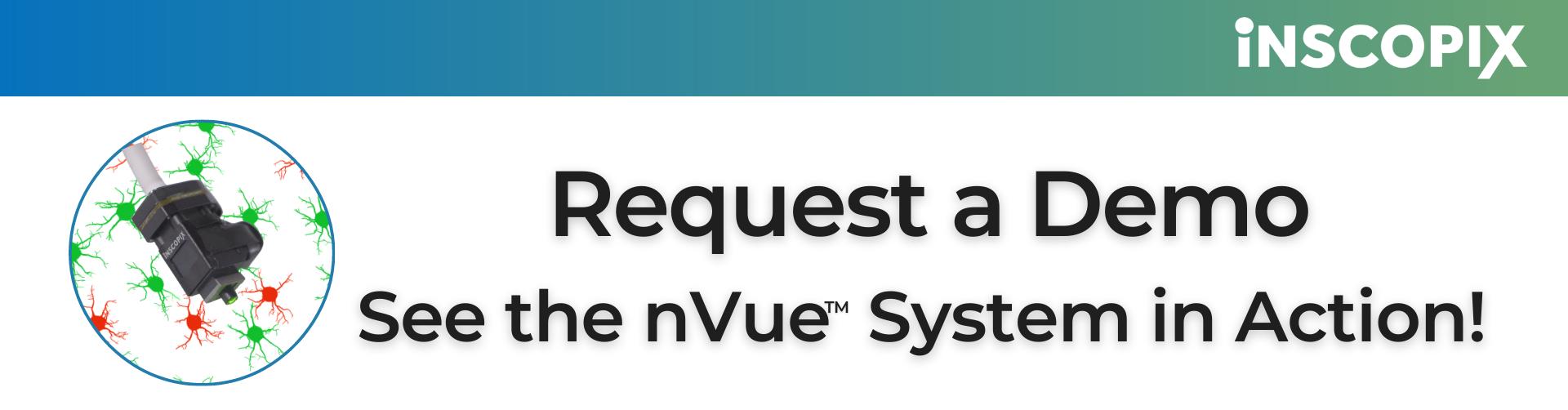 nVue Website_Request a Demo BANNER